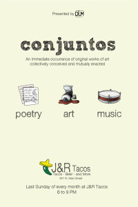 Conjuntos at J&R Tacos